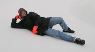 Jeff On Ice