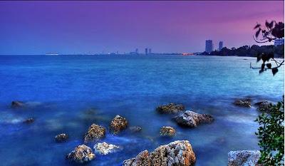 Kawasan Pinggir Laut