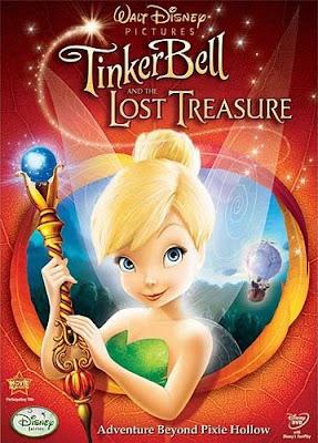 Assistir TinkerBell e o Tesouro Perdido