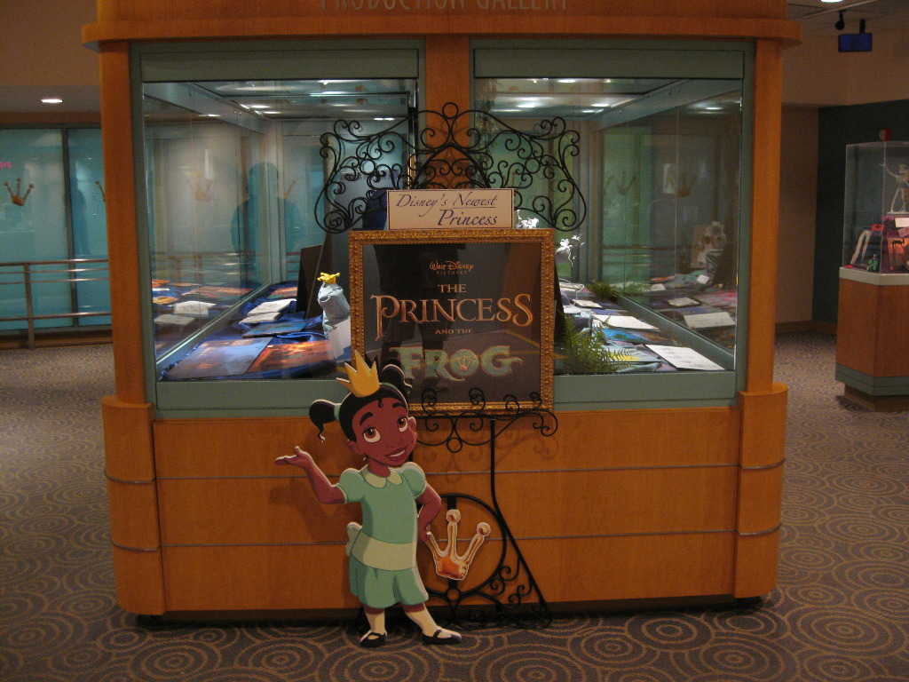 [Exposição+de+A+Princesa+e+o+Sapo+no+Disney's+Hollywood+Studios!!!.JPG]