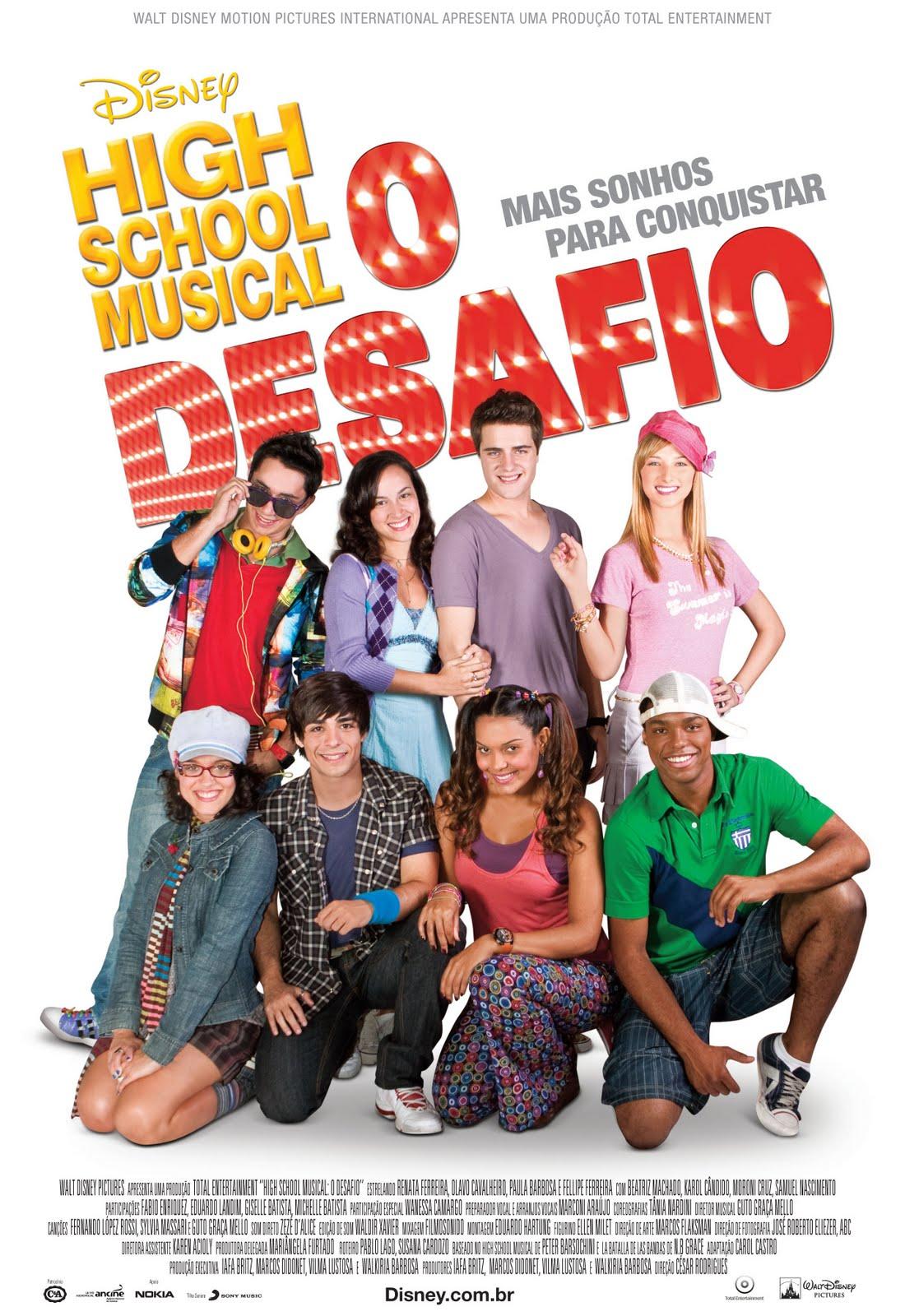 musica high school music: