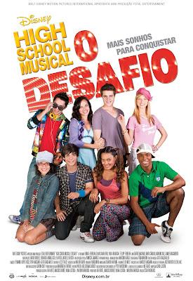Baixar Filmes Download   High School Musical   O Desafio (Nacional) Grátis