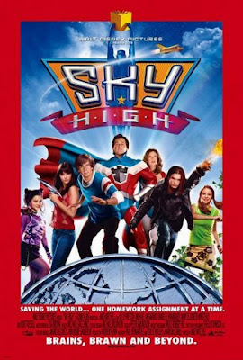 Download Baixar Filme Sky High: Super Escola de Heróis   Dublado