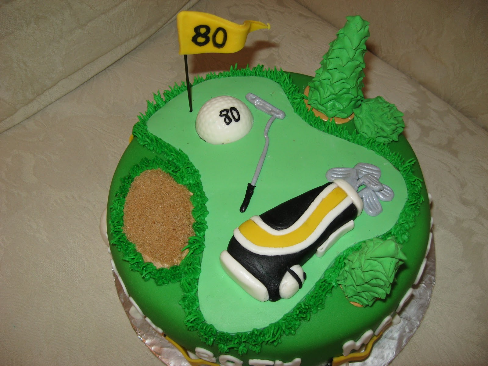 Cake Images Golf : 2 years ago Short URL
