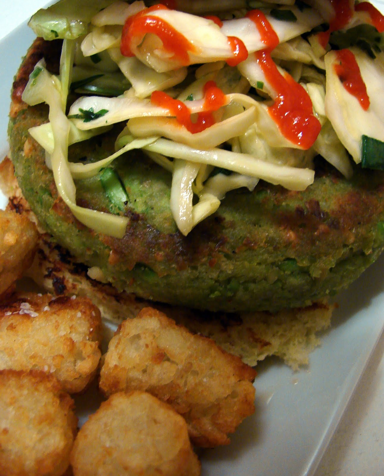 green burgers yes edamame burgers yeah i know i posted an edamame ...