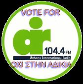 Ψηφιστε για τον AIR 104.4