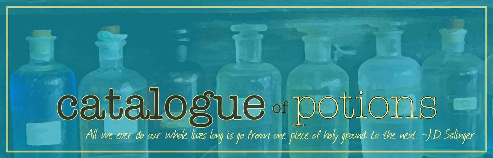 Catalogue of Potions