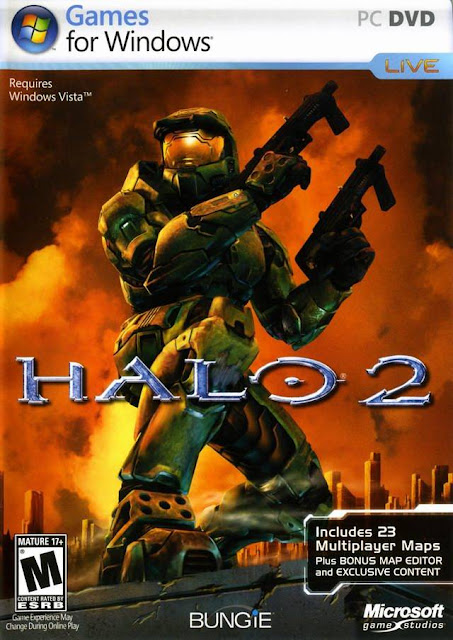 Halo 2   Windows XP  Vista Y 7   Full  ISO   Espa  Ol LATINO