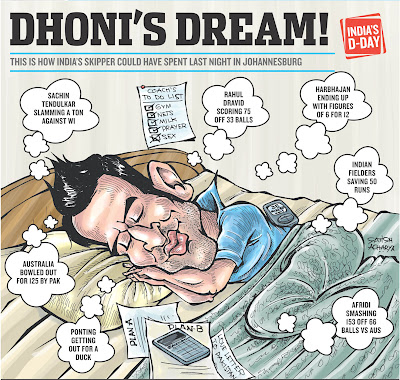 dhoni editorial The morning after ms dhoni blasted an unbeaten 70 off just 34 balls to take   this piece appeared as an editorial opinion in the print edition of.
