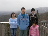 Blowing Rock, NC-Jan. 2009