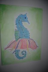 Ballerina Seahorse