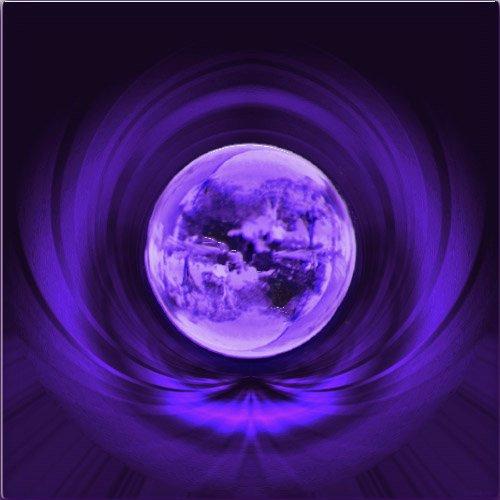 Purple Earth Design Purple Background Wallpapers | Purple ...