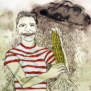 deborah, randall, corn, maine, whitney, art
