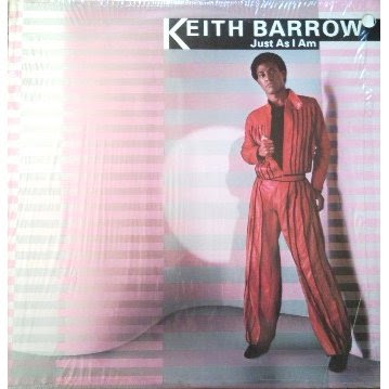 Keith Barrow - Just As I Am (1980)