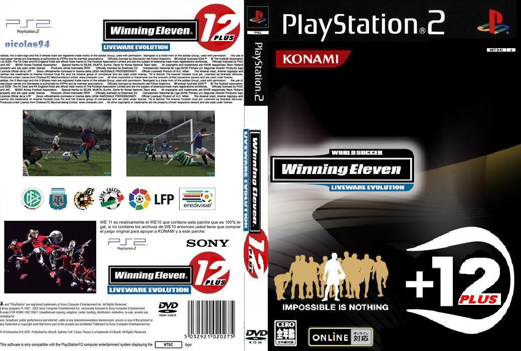 Cheat Game Sepakbola Playstation 2