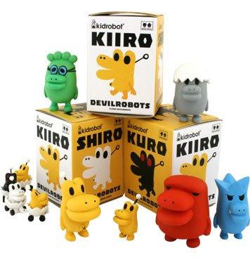 Kiiro by Devilrobots