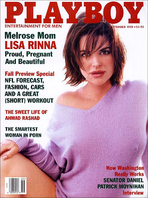 Lisa Rinna Playboy Photos