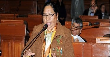 Interferencia del Poder Ejecutivo cuando hay un proceso de diálogo con las comunidades campesinas.