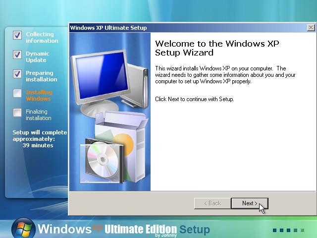 Windows xp sp3 iso blogspot for Window xp iso
