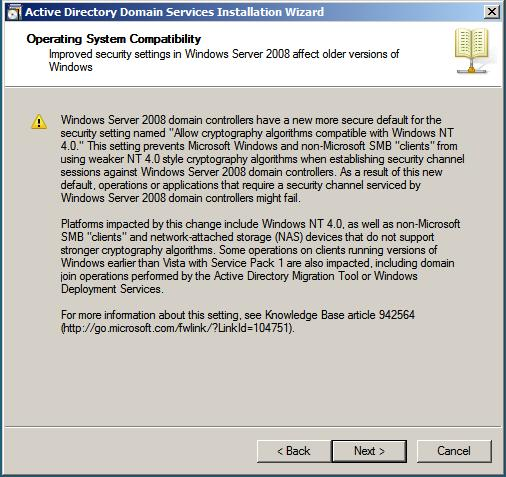 Sharepoint 2010 sharepoint 2010 beta installation part 7 running active directory domain - Installer console active directory windows 7 ...