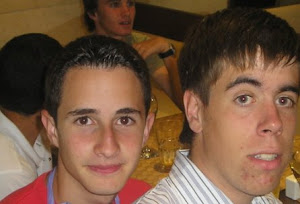 Miguel y Joaquín
