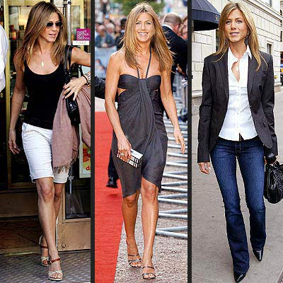 jennifer aniston fashion. Jennifer Aniston-