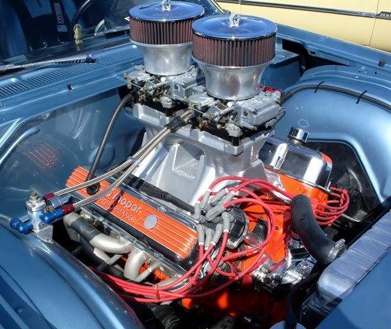 351 Windsor Supercharger Kit: Mighty Motors