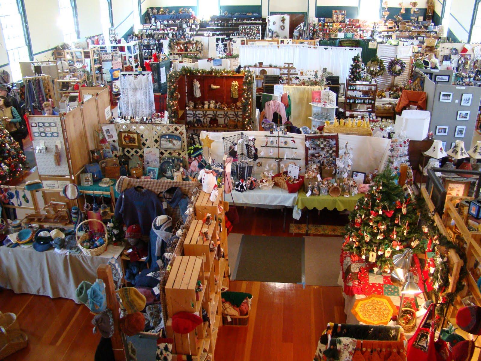 Holiday Craft Fairs  Near Me
