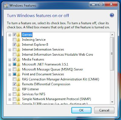 RavinZ Blog: Fix for Windows Vista/7 blank \