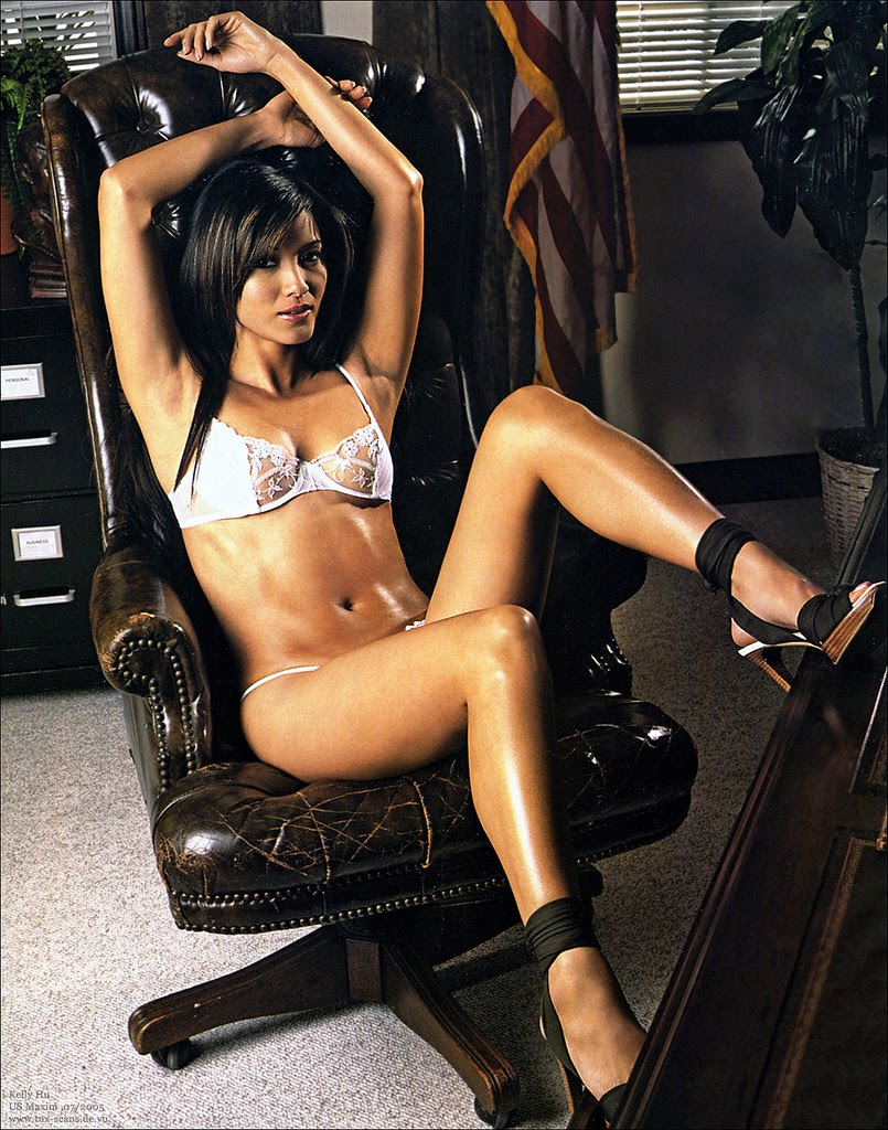 sexy girls wallpaper kelly hu sexy maxim pictures