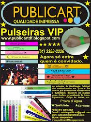 PULSEIRAS DE IDENTIFICAÇÃO VIP