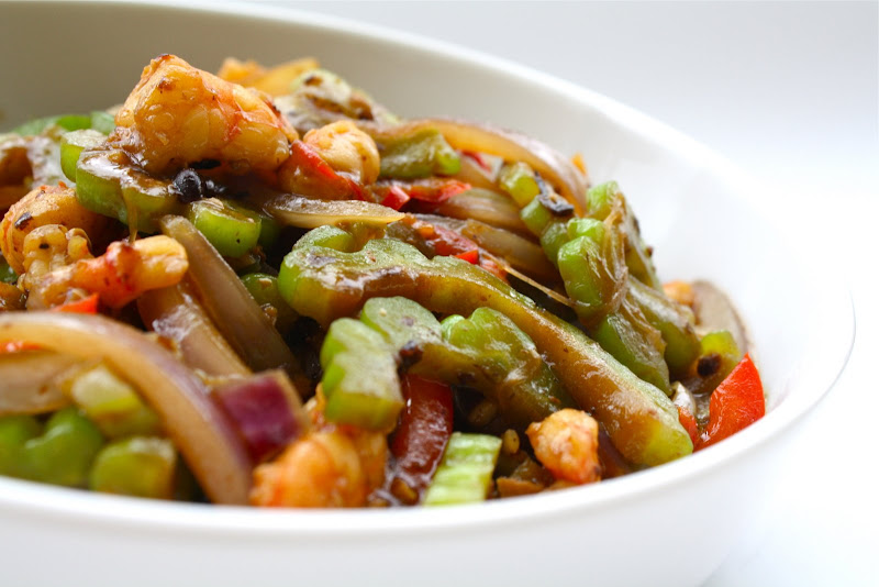 Stir Fried Pork And Cabbage With Black Bean Sauce Recipe ...