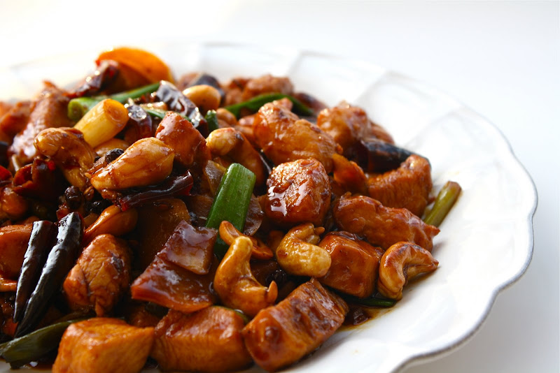 Seasaltwithfood: Kung Pao Chicken