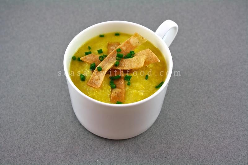 Seasaltwithfood: Corn Chowder