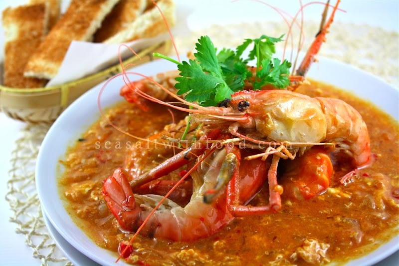 Chili Crab (Crab In Sour And Spicy Sauce) Recipe — Dishmaps