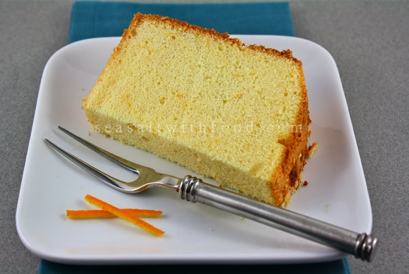 Best Orange Chiffon Cake Recipe