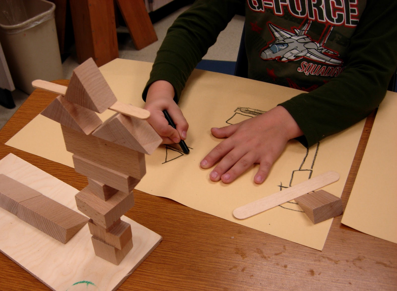 More Thoughts on Kindergarten Architecture