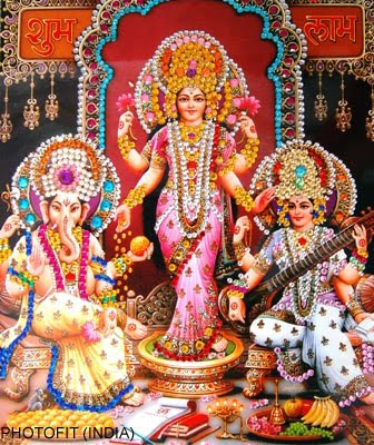 Myspace wealth laxmi ganesha saraswati