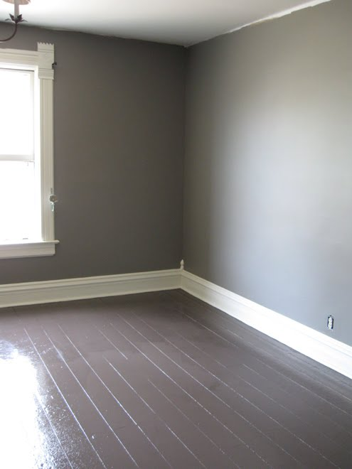 the color for the east bedroom is valspar split rock i had some