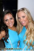 Diana Oliveira e Bruna Manzon
