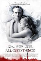 Todas las cosas buenas (2010) online y gratis