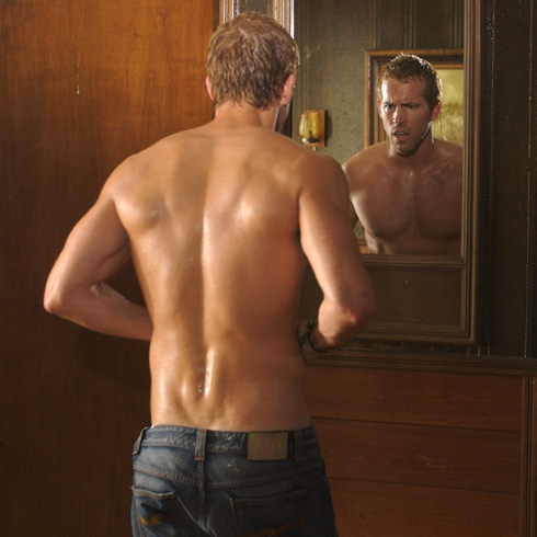 Ryan Reynolds Tattoos on Sweet Box  Featured Hunk  Ryan Reynolds