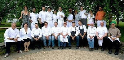 The Great Chefs 2009