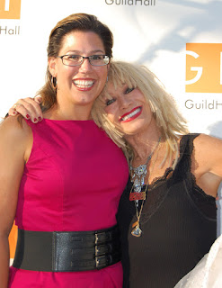 Nicole B. Brewer and Betsey Johnson - Photo by Lisa Tamburini