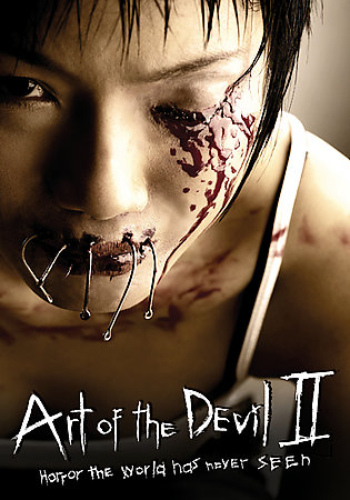 Beauty Art Of The Devil 2