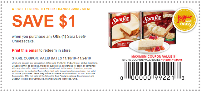 Printable coupons cub foods