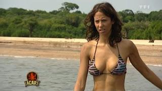 Bikini pour Christelle de Koh Lanta