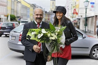 Alisar Ailabouni Elue Top Modele d'Allemagne 2010 (Photos et Vidéo)