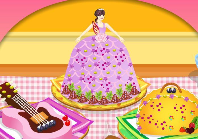 Juego de cocinar un pastel de cumplea os original juega for Que cocinar para un cumpleanos