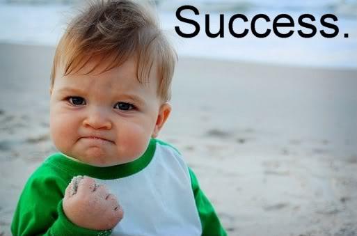 bayi+sukses Mengubah Gagal Menjadi Sukses
